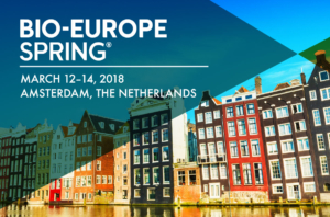 BIO-Europe Spring 2018 Amsterdam on March 19–21