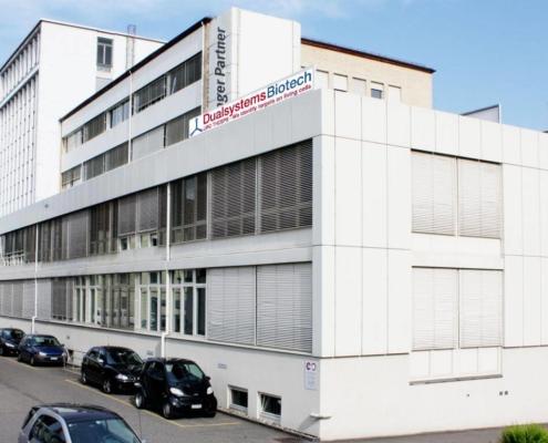 Dualsystems-Biotech-AG-Grabenstrasse-11a-8952-Schlieren-Switzerland-Building