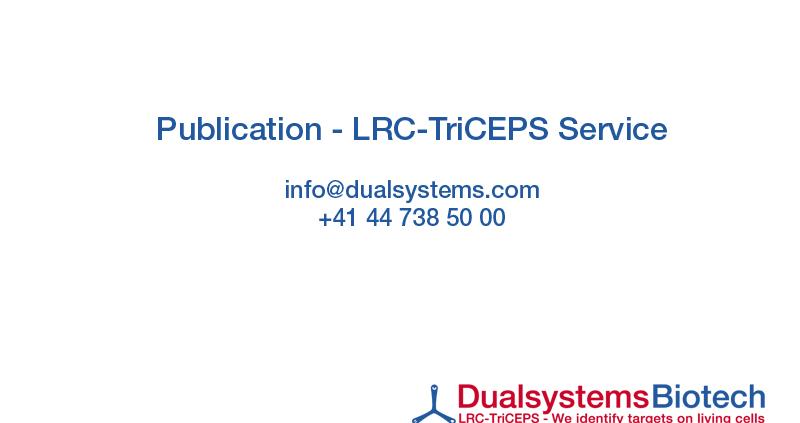 Dualsystems-Biotech-Publication--LRC-TriCEPS-Service
